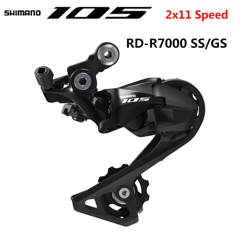<font><b>SHIMANO</b></font> <font><b>105</b></font> RD R7000 Rear Derailleur Road Bike 5800 SS GS Road bicycle Derailleurs 11-Speed 22-Speed image