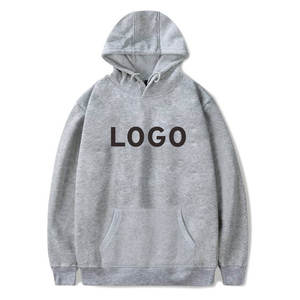Pullover Hoodies Sweatshirt Women Clothing One-Piece Bulk-Sale Customized-Logo-Printing