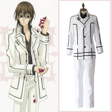 Anime Vampire Knight Cosplay Costumes Kaname Kuran Costume Uniforms Halloween Party Game