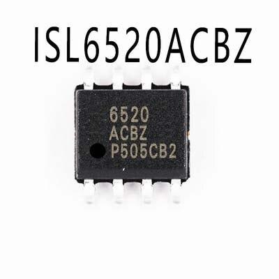 10шт ISL6520ACBZ ISL6520 оригинальные аутентичные СОП-8