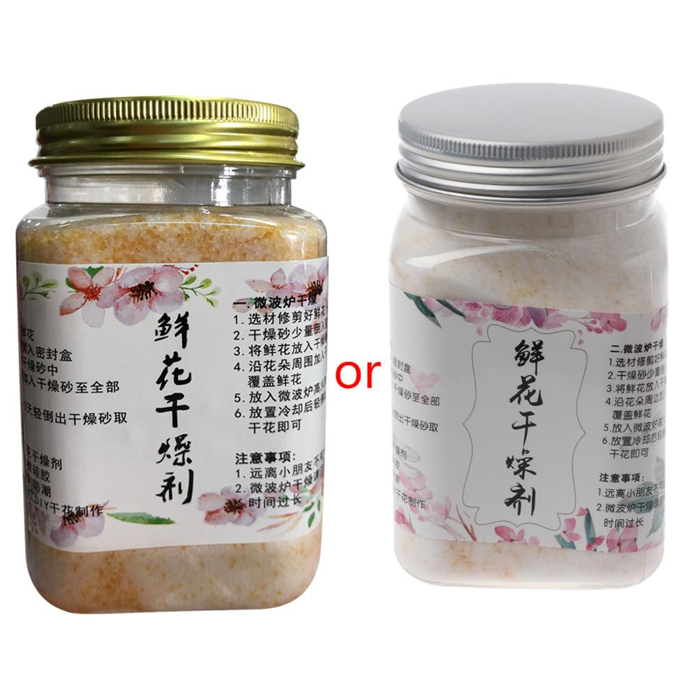 Reusable Silica Gel For Preserve Flower Drying DIY Craft  Food Grade 0.55 Pound
