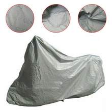 4 حجم S/M/L/XL غير نافذ للمطر مقاوم للماء غطاء دراجة نارية في الهواء الطلق المحمولة دراجة سكوتر حماية المطر الغبار أشعة الشمس واقية