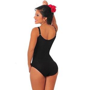 Image 3 - Women Plus Size 6XL Shapewear Body Shaper Slimming Waist Trainer Tummy Control Bodysuit Postpartum Recover Underwear Corset Butt