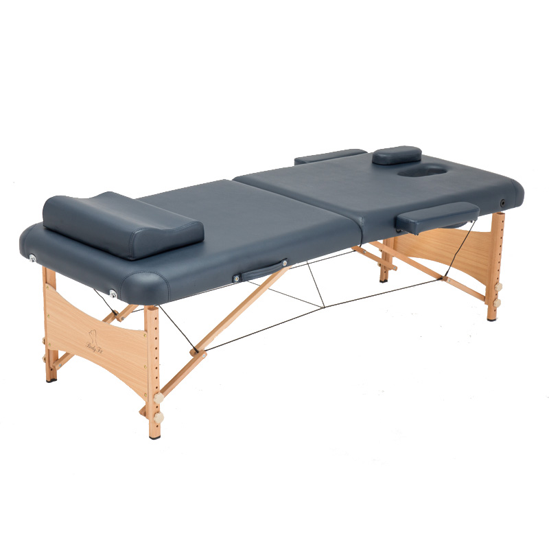 New Folding Massage Bed Beauty Body Massage Acupuncture Tattoo Bed Home Portable Portable Health Weight Loss Bed