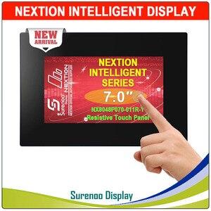 "Image 2 - 7.0 ""NX8048P070 Nextion อัจฉริยะ HMI UART Serial TFT LCD แผงแสดงผล Resistive หรือแผงสัมผัสแบบ Capacitive Enclosure"