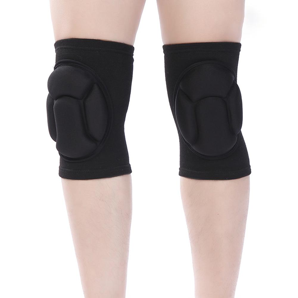 Extreme Sports Cycling Knee Pads Basketball Volleyball Knee Protector EVA Brace