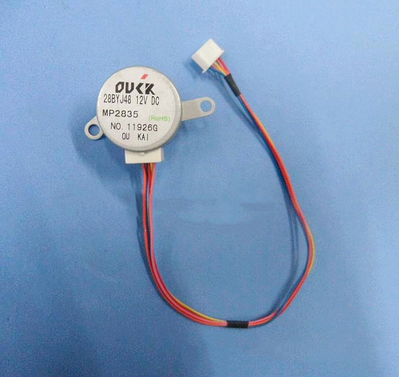 NEW Original For Air Conditioning Dual Synchronous Motor 5 Lines Wind Motor MP2835 28BYJ48 12V DC