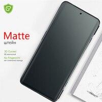 Pellicola opaca per Xiaomi Black Shark 4 Pro pellicola salvaschermo senza impronte digitali glassato 3D curvo BlackShark 4pro vetro non temperato