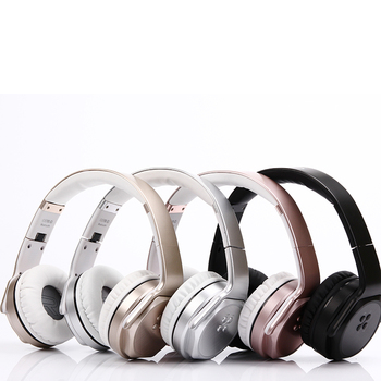 Bluetooth Headphones Wireless Over Ear Stereo Headset with microphone  1
