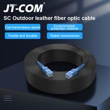 Sc Upc Naar Sc Upc Glasvezel Drop Kabel Single Mode Simplex 2.0 Mm Outdoor Glasvezel Patchkabel Optische patch Kabel