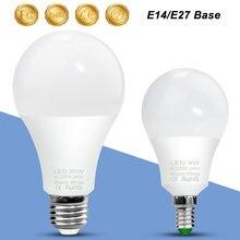 Светодиодная лампа 220 В bombillas e14 светодиодсветодиодный