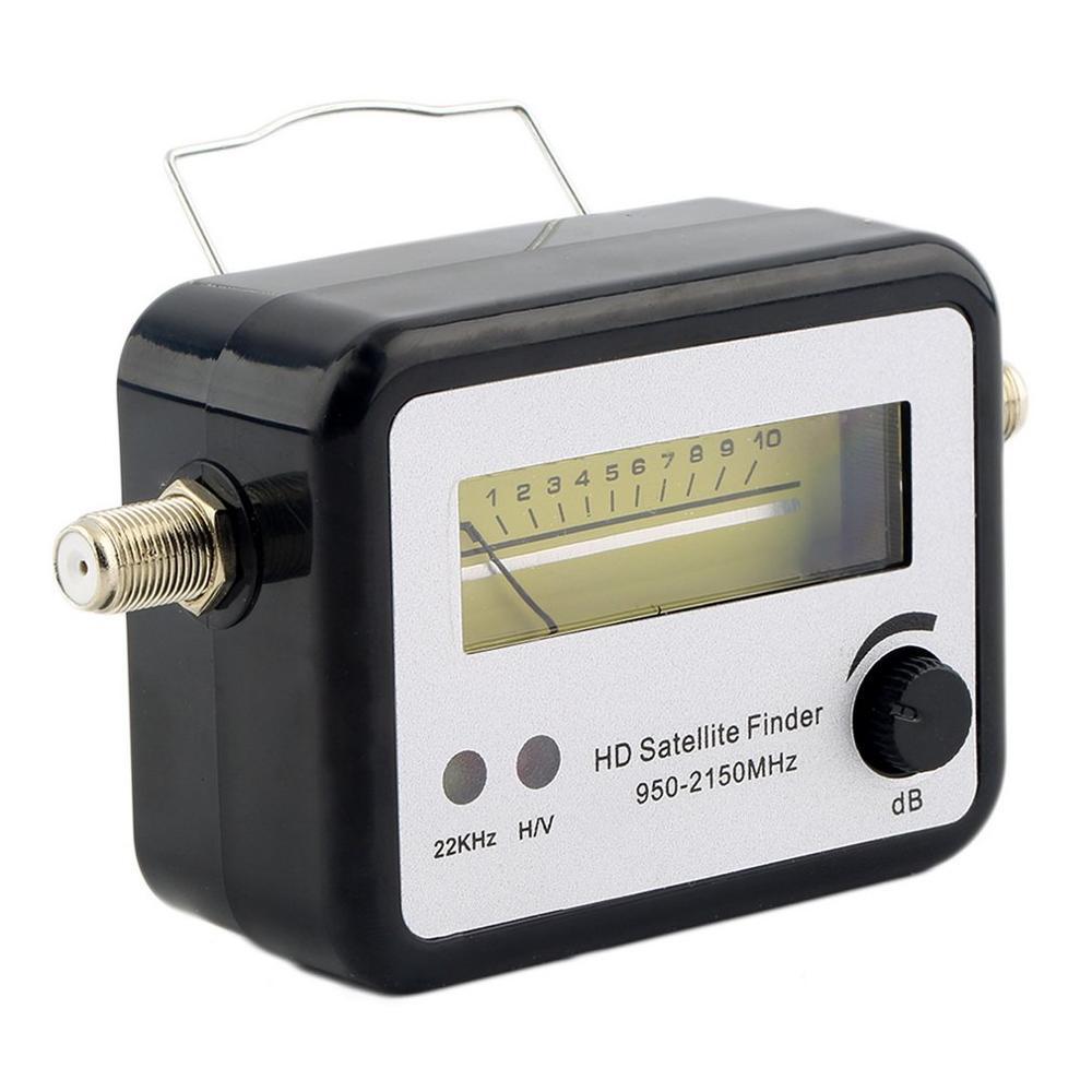 Digital Satellite Signal Finder Alignment Signal Satfinder Meter Compass FTA TV Signal Receiver & Finder Hot New Arrival