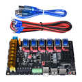 BIQU BIGTREETECH SKR Pro V1.1 32 бит материнская плата Wi-Fi с TMC2209 TMC2208 UART TMC2130 SPI драйвер VS MKS GenL части 3d принтера