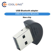все цены на USB Bluetooth Dongle Adapter 4.0 for PC Computer Speaker Wireless Mouse Bluetooth Music Audio Receiver Transmitter aptx онлайн