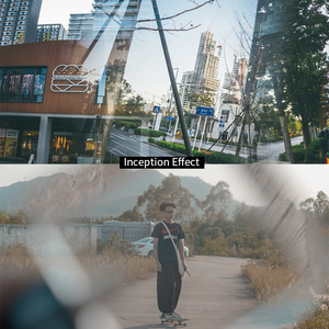 Image 5 - Vlogger хрустальный шар объектива DIY декоративные аксессуары для фотостудии фильтр DSLR Magic Photo 1/4 винт шариковый объектив светящийся эффект