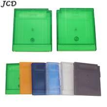 Jcd 1Pcs Game Card Behuizing Case Voor Gb Gbp Gbc Gba Sp Game Cartridge Case Behuizing Box W/bevestigingsschroeven