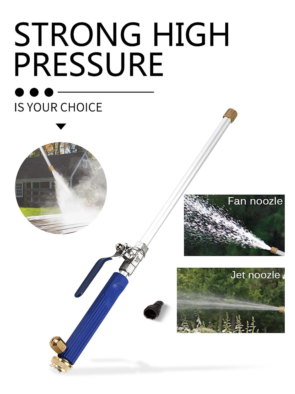 Meijuner Auto Hochdruck Wasser Pistole 46cm Jet Garten Washer Bewässerung Spray Reinigung Werkzeug für Garten