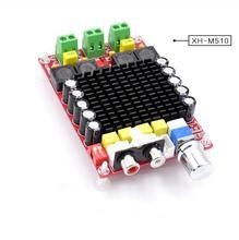 TDA7498 classe d carte amplificateur numérique haute puissance 2x100w amplificateurs amplificateur audio DC 12V 24V