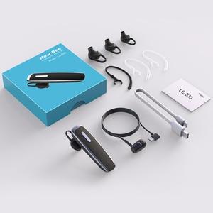 Image 5 - Nouveau Bee Original mains libres sans fil Bluetooth écouteurs casque écouteurs avec Microphone écouteurs pour téléphone PC