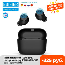EDIFIER X3 TWS kablosuz Bluetooth kulaklık bluetooth 5.0 ses asistanı dokunmatik kontrol ses asistanı kadar 24hrs oynatma