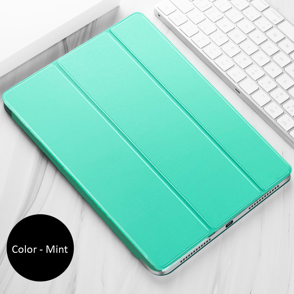Mint Green Blue AXD Case For iPad 10 2 inch 2020 ipad 8th 10 2 A2428 A2429 A2270 Color