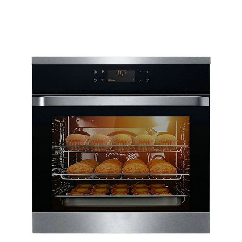 EOB2200BOX Embedded Mechanical Electric Oven High Temperature Hot Gas Convection Barbecue Household Oven