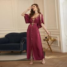 Abaya – Robe Longue pour femmes musulmanes, Hijab, vêtements De fête, à la Mode, dubaï, turquie, arabe