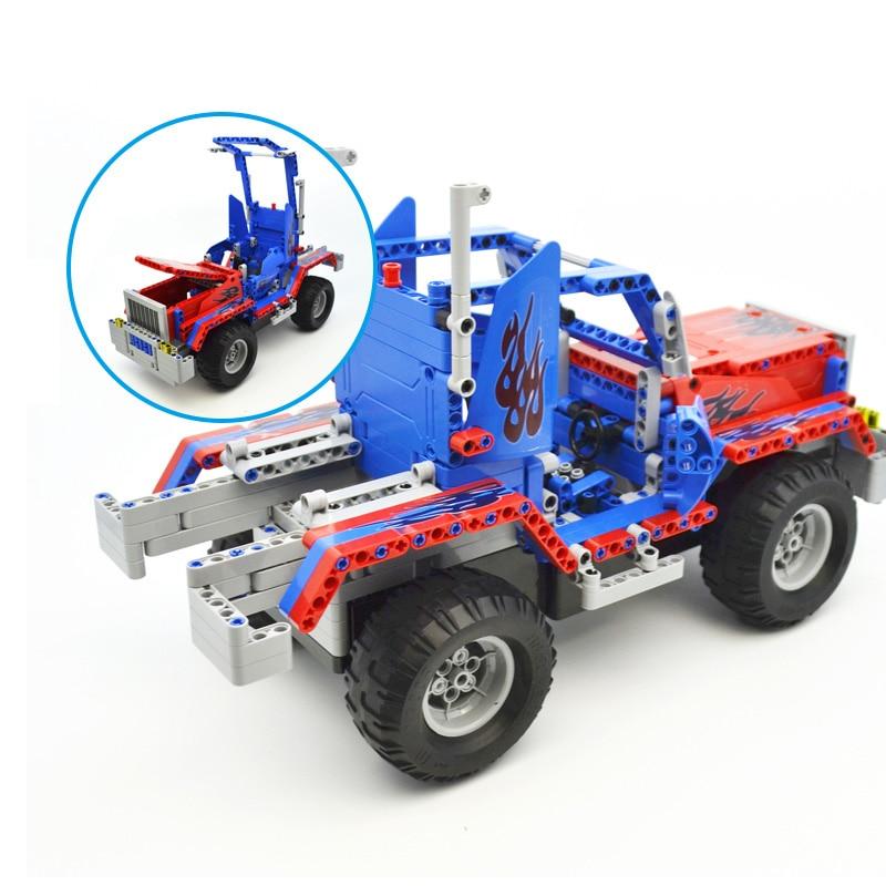 Cada C51001 RC Prime Truck MOC Building Blocks