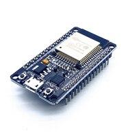 Placa de desarrollo ESP32, placa con WiFi, Bluetooth, bajo consumo de energía, Dual Core ESP-32, ESP-32S, ESP 32, ESP8266, 1 unidad