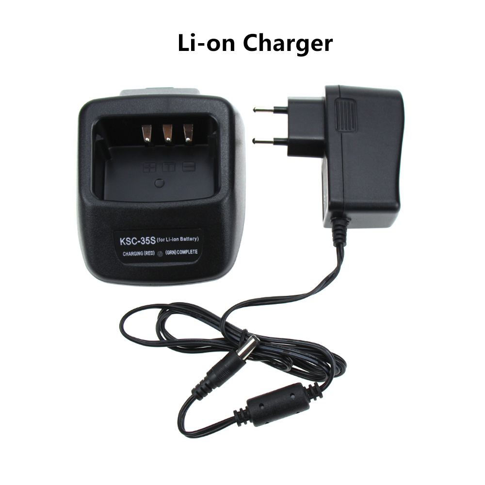 KSC-43 Quick Charger For Kenwood KSC-35S KNB-45L TK-2200L TK-2200LP TK-2300VP TK-2302VK TK-2302 Radio