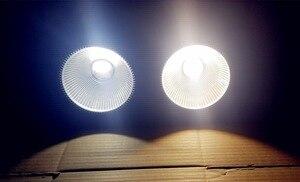 Image 4 - NEW 2eyes 2x100w LED Warm White 3200K 200W Led Audience light DMX LED COB 200W Led Strobe dj light wash beam stage effects