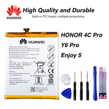 Original Huawei HB526379EBC phone battery For Y6 Pro Enjoy 5 HONOR 4C TIT-AL TIT-CL TIT-TL TIT-UL00 TIT-10 4000mAh