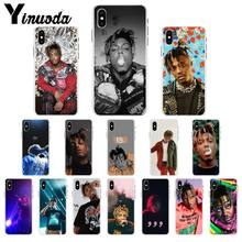 Yinuoda Sap Wrld 99 Coque Shell Telefoon Case Voor Iphone X Xs Max 11 11 Pro Max 6 6 S 7 7 Plus 8 8Plus 5 5S Se Xr Mobiele Cover(China)