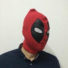 High-grade Full Face Spiderman Mask Halloween Cosplay Keep Warm Balaclava Hat New Cool Marvel Superhero Deadpool