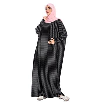Hijab Muslim Dress Abayas For Women Caftan Marocain Turkish