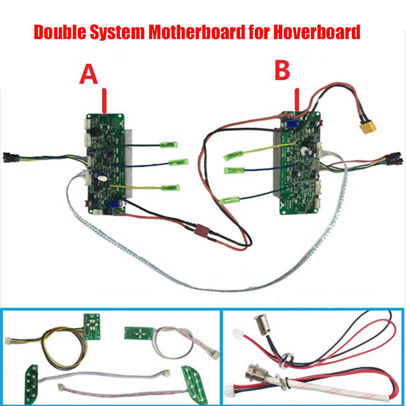 Hoverboard Wiring Diagram from ae01.alicdn.com