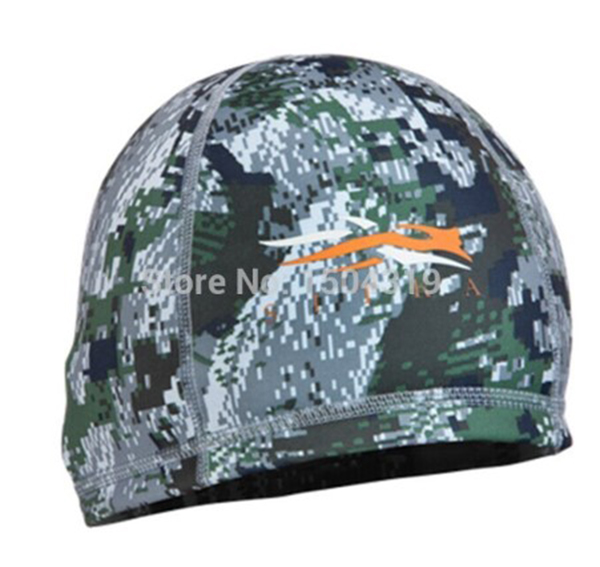 H16f91e27150544938920ab8a58257f85N - Men SITKA Hunting Beanie Men Thick Cap Camouflage Casual Sitka Man Hat Windproof Ultra-light Hat One Size Fast Dry Discount