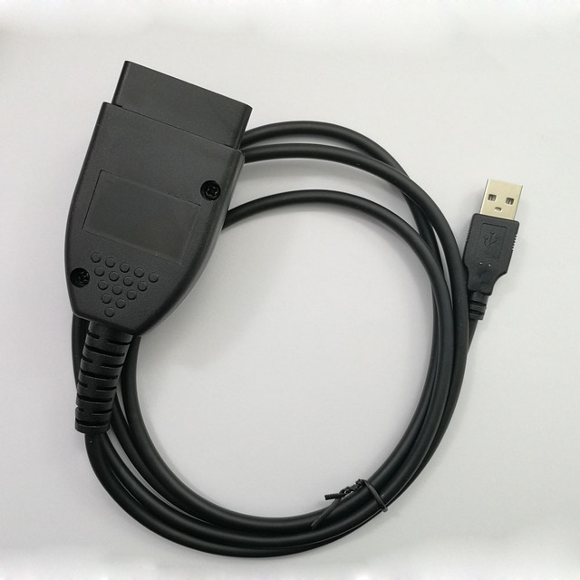 Cable de diagnóstico OBDII General ATMEGA162 + 16V8 + FT232RL SKU:1St Multi 189, 5 unidades por lote