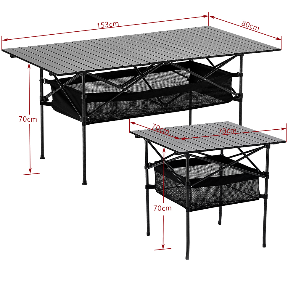 Manstool Outdoor Camping Table Aluminum Alloy Desk BBQ Foldable Tables Ultralight Picnic Table Folding Outdoor Desk Camping Gear