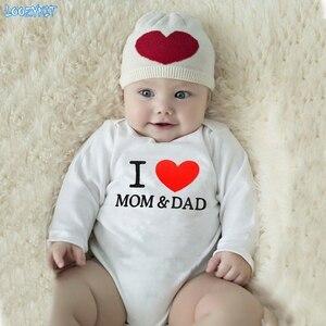 Летняя одежда для новорожденных, младенцев, мамы плюс, папа, аналог меня, Забавные милые комбинезоны для малышей, комбинезоны, наряды| |   | АлиЭкспресс