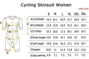 Image 5 - サイクリングトライアスロン speedsuit 女性服 2020 skinsuits ボディ着用 roupa デ ciclismo feminino trisuit ジャンプスーツ triatlon 水着