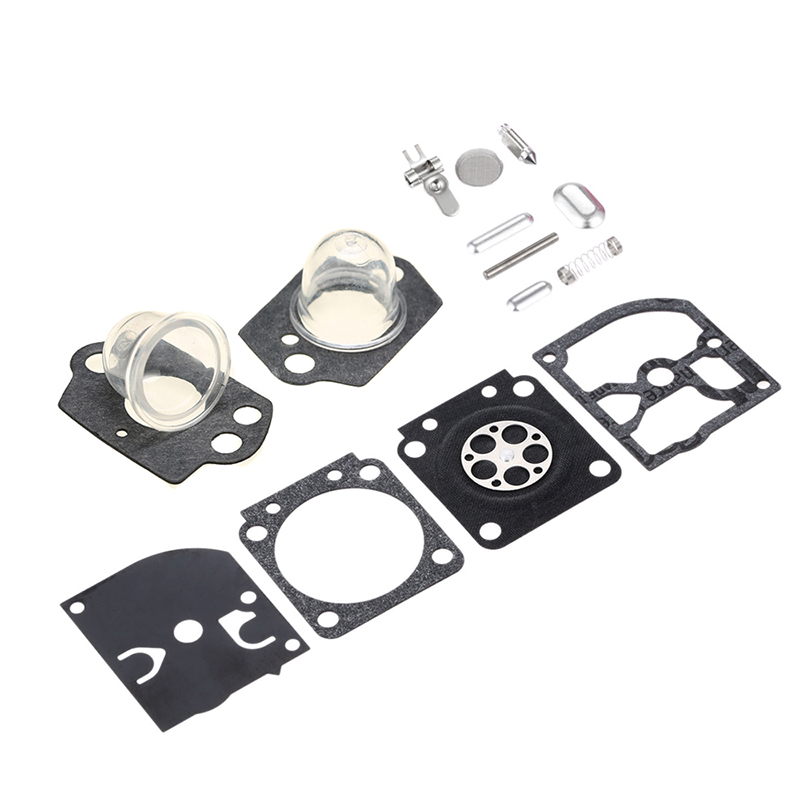 For <font><b>Stihl</b></font> HS45 <font><b>FS38</b></font> FS55 BG45 Zama C1Q-S Bulb Accessory Carburetor Repair Kit <font><b>Parts</b></font> Primer New Pratical High Quality image