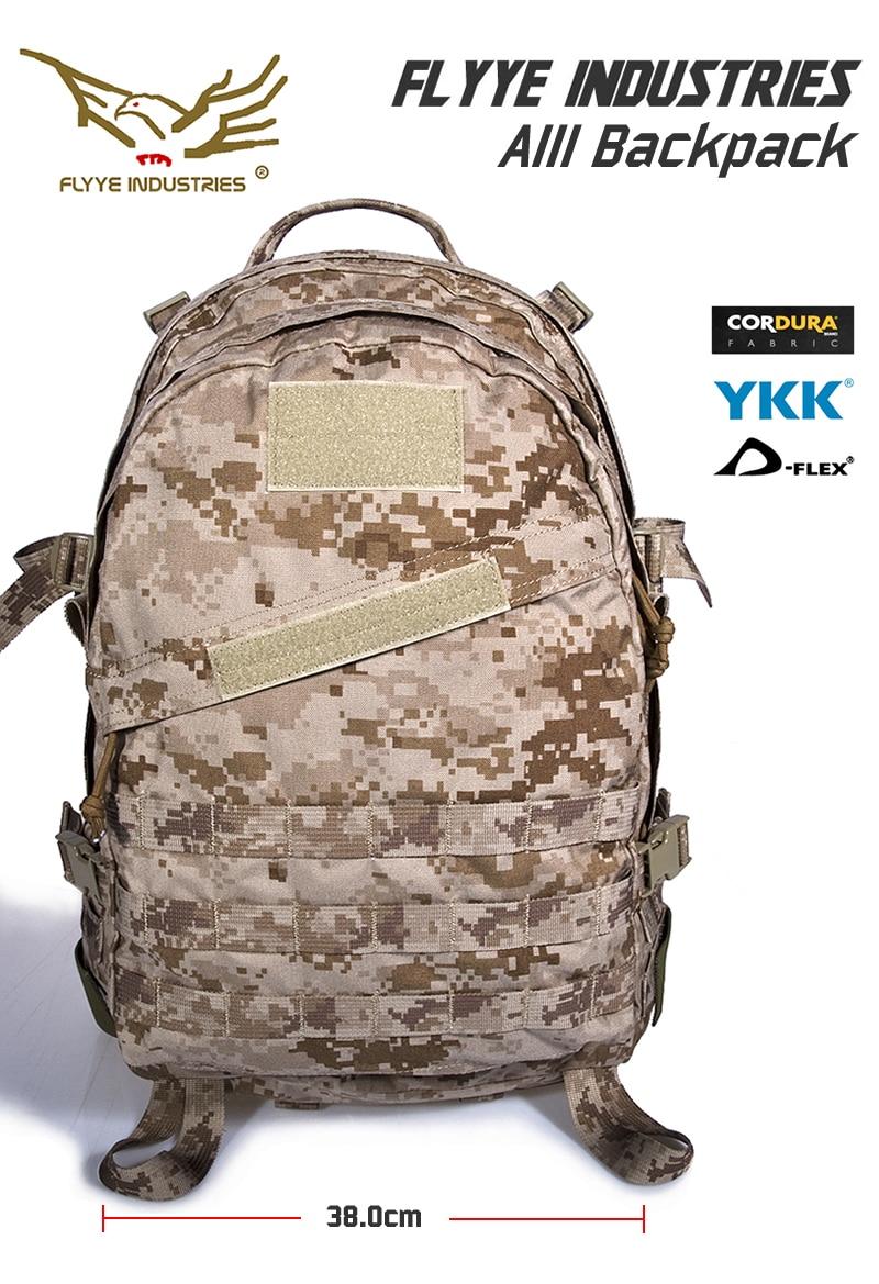 FLYYE MOLLE AIII Backpack PK-M001