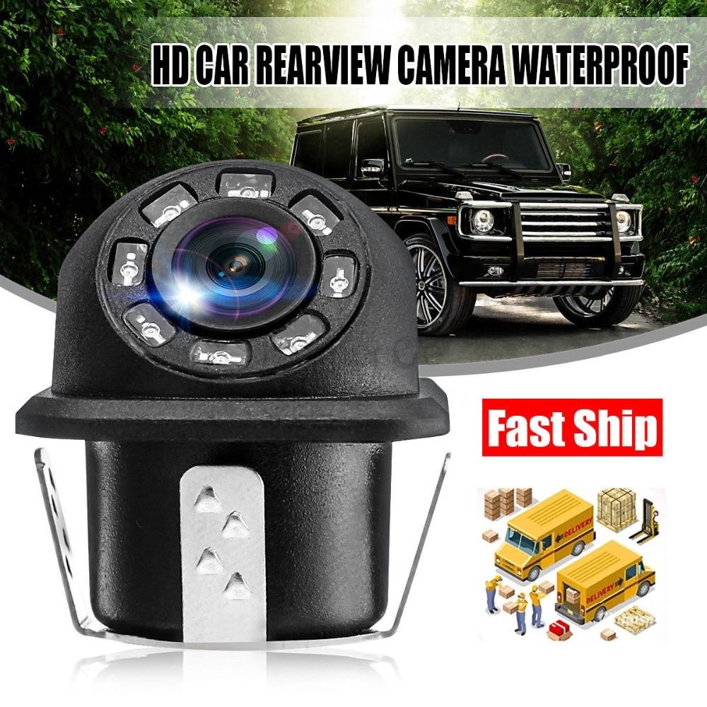 New HD Night Vision Car Rear View Camera 170° Wide Angle Reverse Parking Camera Waterproof CCD LED Auto Backup Monitor Universal (24)