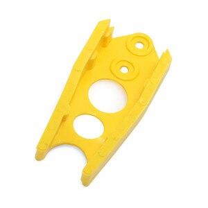 Image 3 - 고무 체인 가이드 슬라이더 커버 swingarm protection for yamaha dt200 dt230 dt125 dt125r xt400 dt 125 200 230 더러운 자전거 오프로드