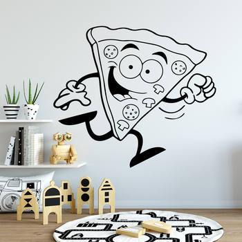 Pizza Spongebob Sticker