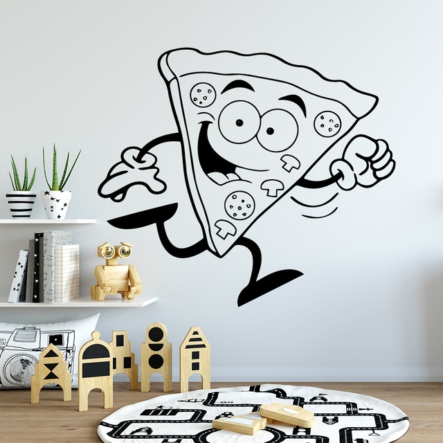 Pizza Spongebob Sticker
