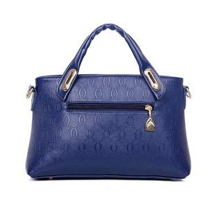 Image 3 - ATTRA YO 4pcs/Set Women Bag Ladies Hand Bags Luxury Handbags Women Bags Designer Bags For Women 2020 Handbag PU Composite Bag