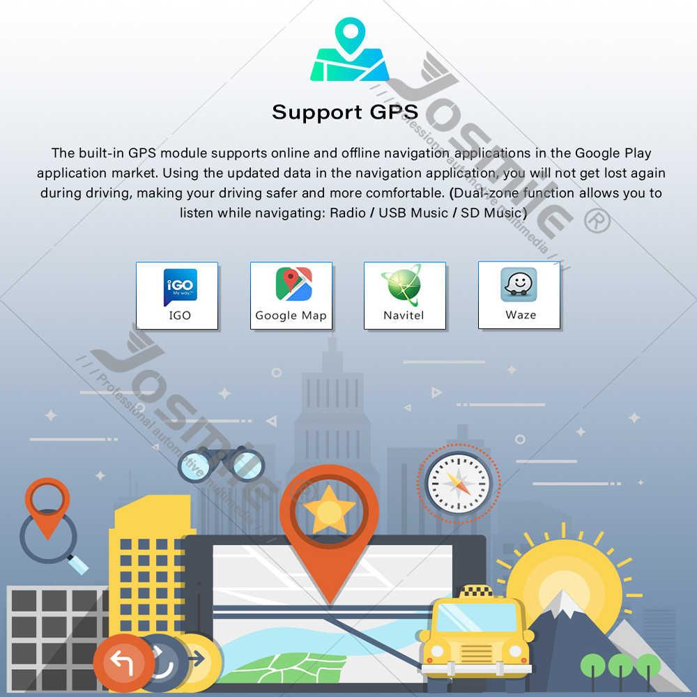 IPS DSP 8 Nhân 4G 64G 1 DIN Android 10 DVD Xe Hơi Cho Xe BMW X5 E53 E39 đa Phương Tiện Phát Thanh GPS Stereo Âm Thanh Điều Hướng Đầu Đơn Vị