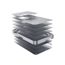 TUOLI TL 19A 10 in1 piattaforma di piantagione di stagno per iPhone X a 12 Pro Max PCB scheda madre supporto scheda logica saldatura strumento di manutenzione